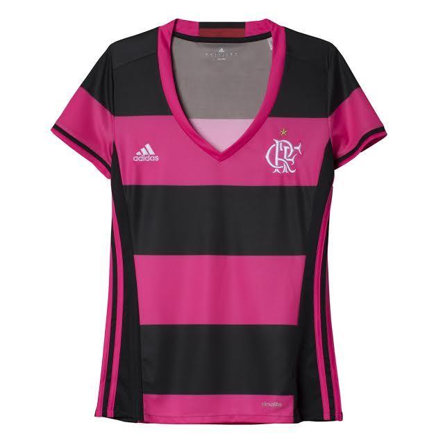Adidas e Flamengo lançam camisa especial para o Dia Internacional da Mulher