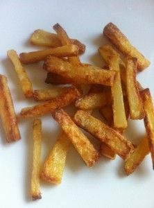 Syn Free Chips - Make Perfect Homemade Slimming World Chips #slimmingworld