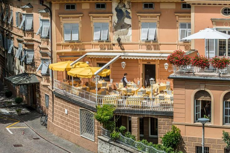 Южный Тироль, Трентино — Альто-Адидже, Италия Терраса Отеля Elephant Брессаноне  #италия #путешествия #отели #отели_в_италии #отдых_в_италии #туризм #блог #италия_отели