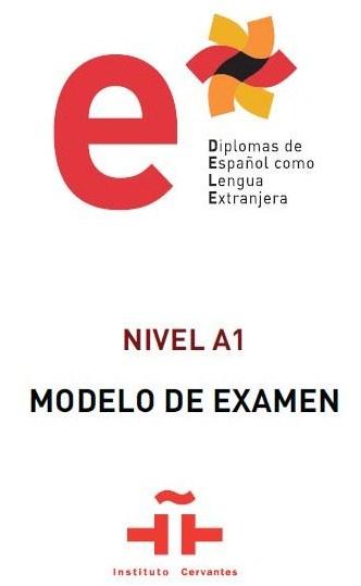 Modelo de examen de nivel A1.