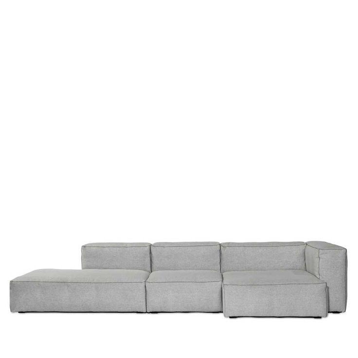 Mags Soft Sofa Bank - Hay | MisterDesign