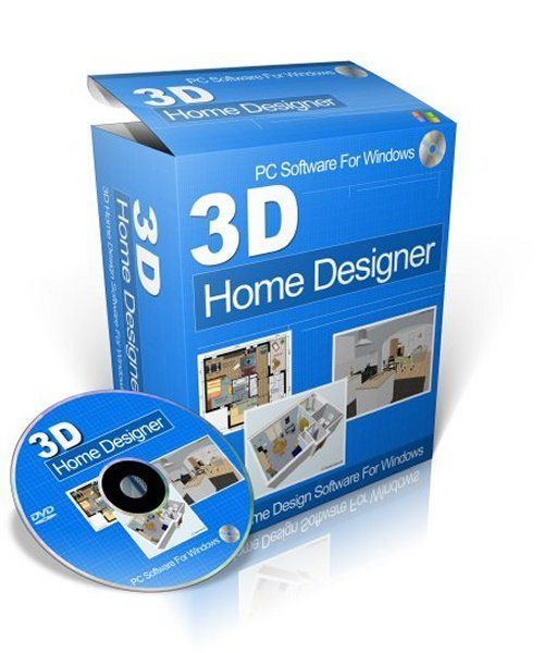 Home Designer 3D Interior Design Software For Microsoft