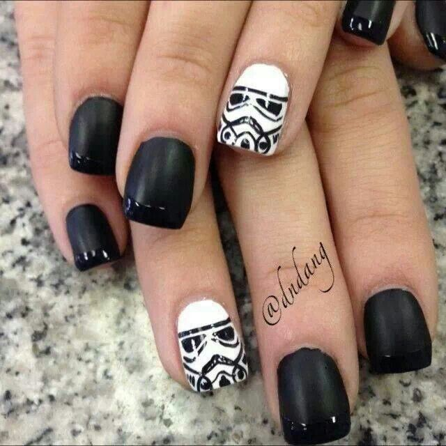 Star Wars Nail Art Ideas: Nails Are Important