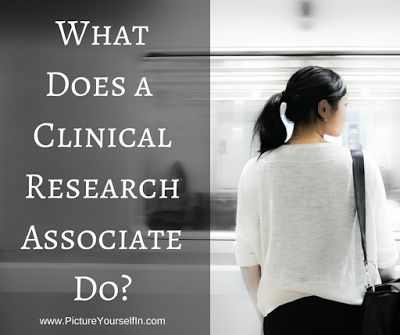 What does a Clinical Research Associate (CRA) Job Do