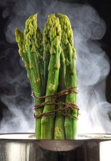 Jak gotować szparagi BIAŁE I ZIELONE, CZAS, PORADY