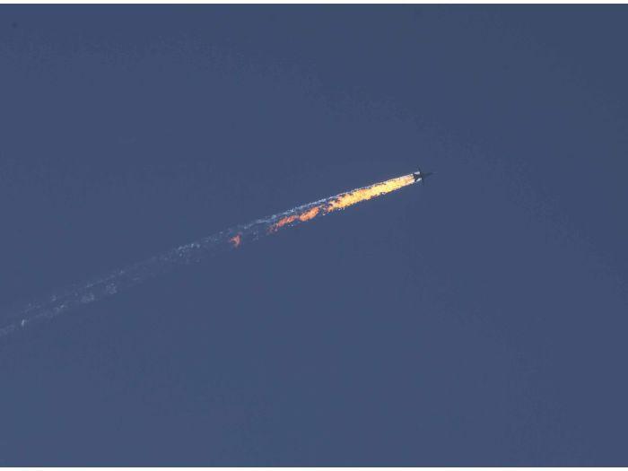 Ruslands forsvarsminister: Vi har mistet kampfly i Syrien | Nyheder | DR