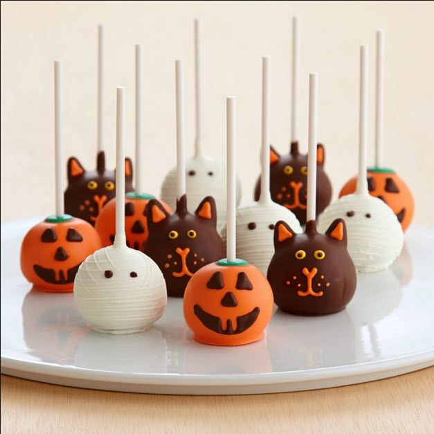 The Yummiest Halloween Treats