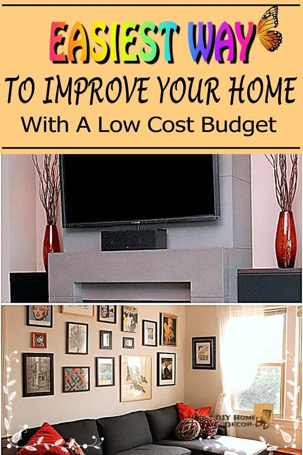 The Top Home Improvement Tricks Of The Pros Diy On A Budget Home Improvement Decor