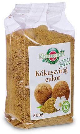 Kokosový cukor BIO Biorganic 1kg