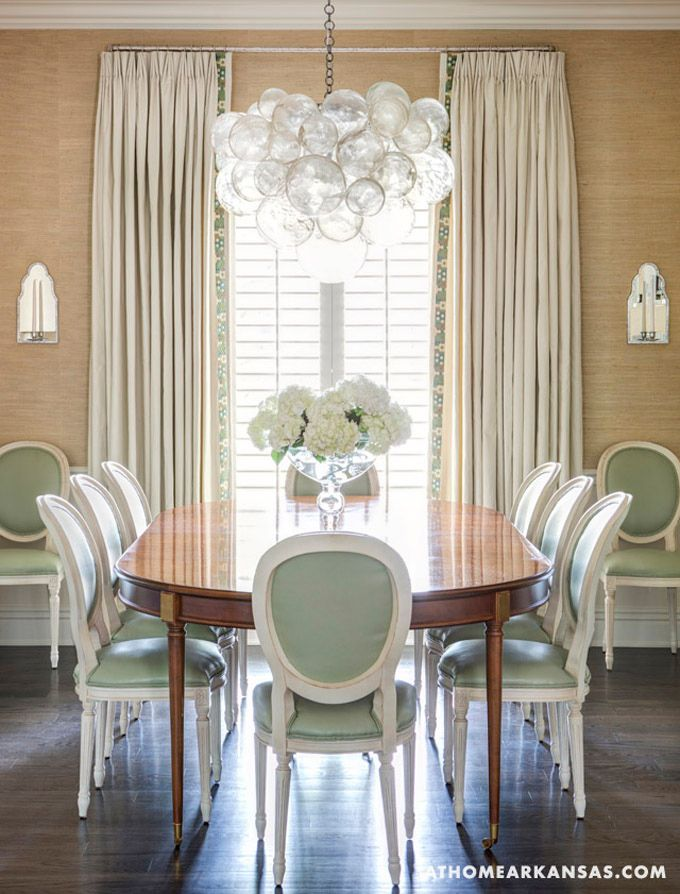 House of Turquoise: Melissa Haynes | dining room: