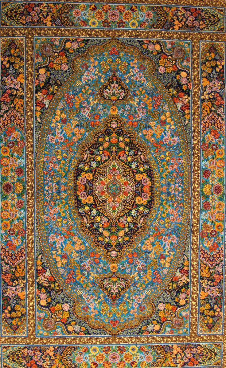 Pin di Intrade di Gabriele Bezzoli su tappeti persiani