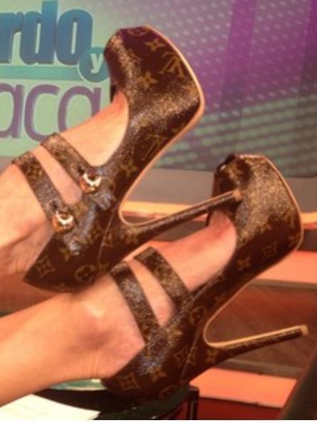 lili estefan s shoes lv