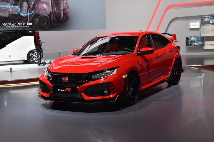 ジュネーブショー2017で待望のホンダ新型シビックタイプRの市販モデルが登場した。エンジンはFK2から10馬力アップの320馬力、トルクは400N・mというスペックが発表されている。FK2は限定販売で中古価格も高騰しているが、新型はカタログモデルとなる。