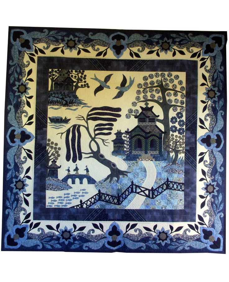 41 Best Blue Willow Images On Pinterest Willow Pattern