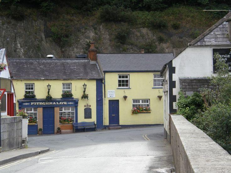 Avoca Village, County Wicklow Ireland