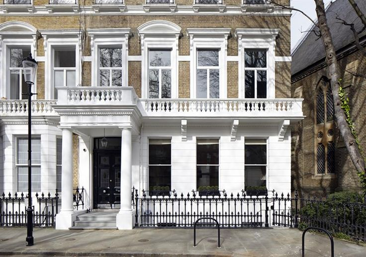Emperor's Gate | South Kensington We were tasked with joining three apartments in the same building speed over three floors to create a stunning piece of architecture and design, recognising is period features but adding a contemporary twist.