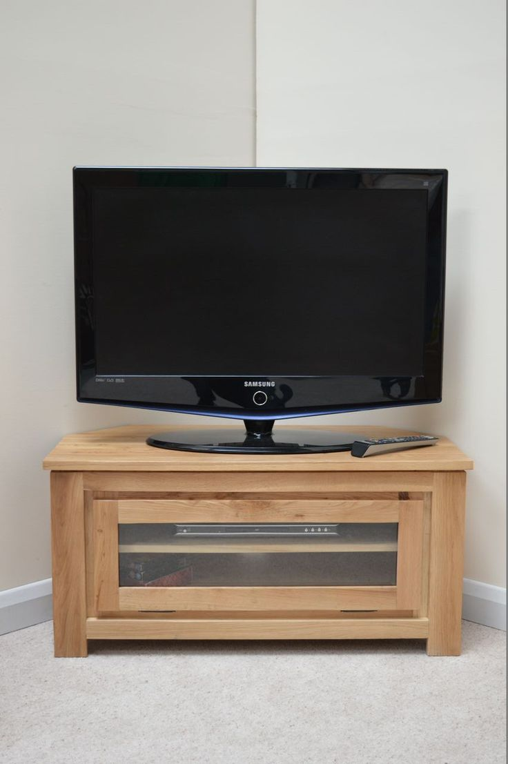 the  best oak corner tv stand ideas on pinterest  corner tv  - presenting our new modern oak corner tv stand  entertainment unit fromthe stanford range