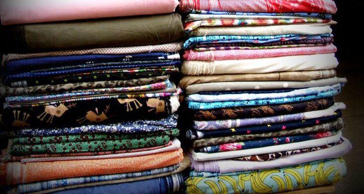 Wholesale Fabric at Ramachandrapuram