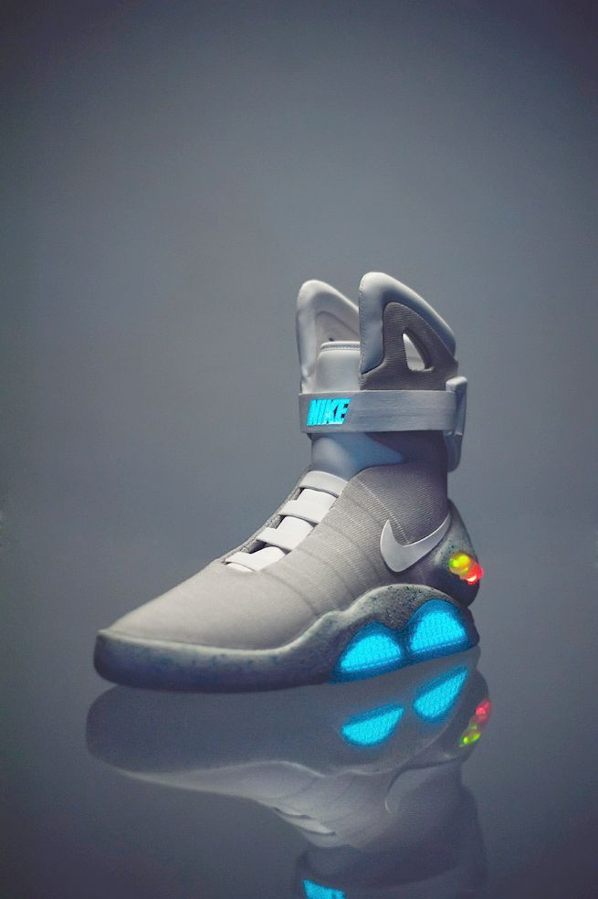 Nike. Back to the Future.