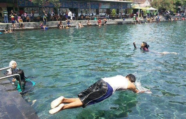 Umbul Ponggok, Klaten, Jawa Tengah #klaten #ponggok