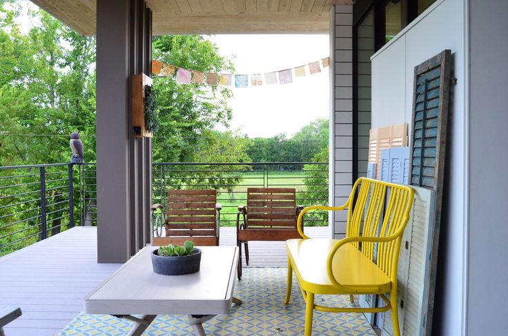 When space is tight, a patio should follow the following recipe for ultimate sunshine enlightenment.
