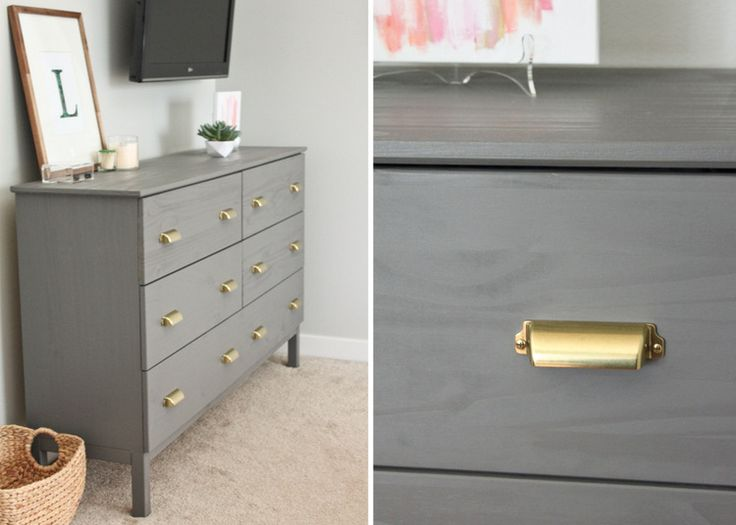 468 best dressers images on pinterest furniture painted Ikea furniture makeover