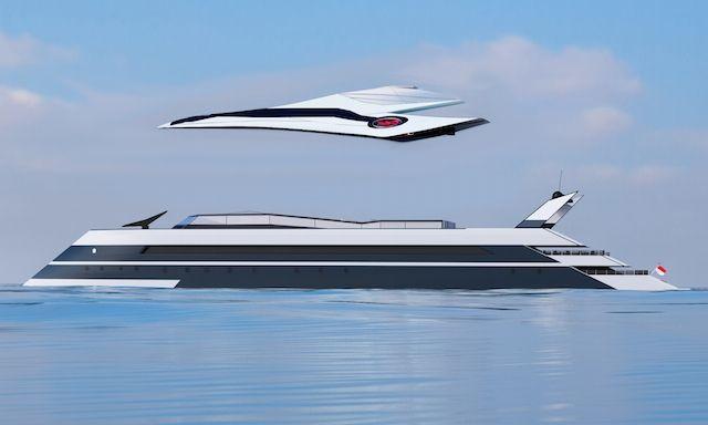 Des yachts déjantés sur mesure | The Creators Project