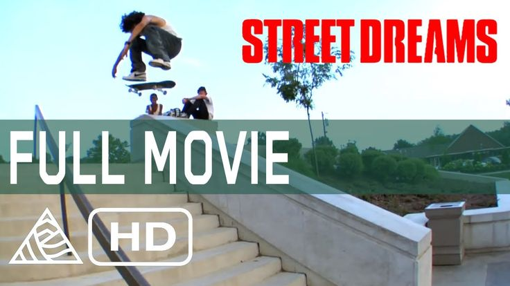 "Street Dreams - Full Movie - Berkela Films - Paul Rodriguez, Rob Dyrdek ... You can watch this movie by clicking on it for free. Free skateboarding movies in HD soon at HDMovi.es.  Check out http://www.SKATETRICKS.tv or download the free app on Google Play or Amazon..... Search ""Skatetricks.tv"""