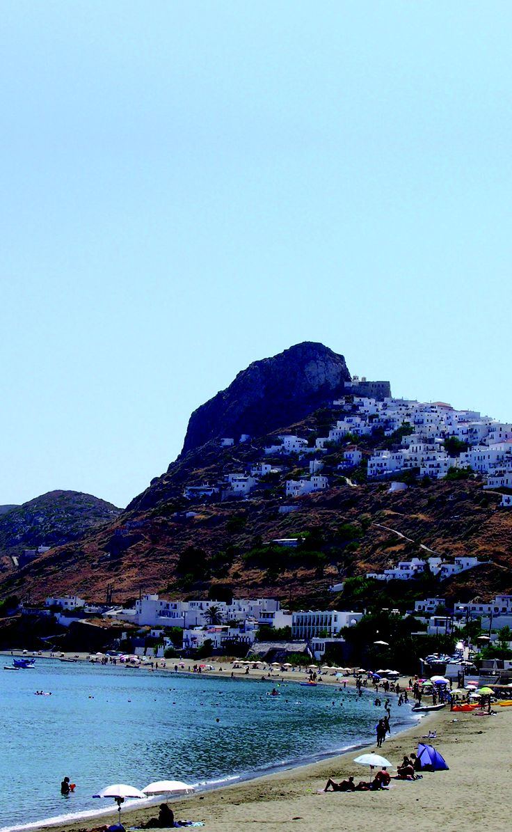 GREECE CHANNEL |   Skyros. The largest of the Sporades islands,