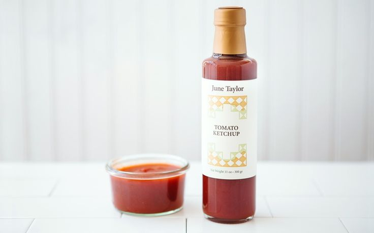 June Taylor Company - The Still-Room Tomato Ketchup