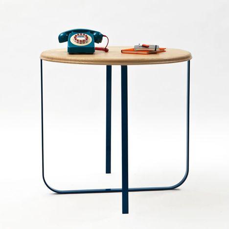 Gilda table by Eric Jourdan