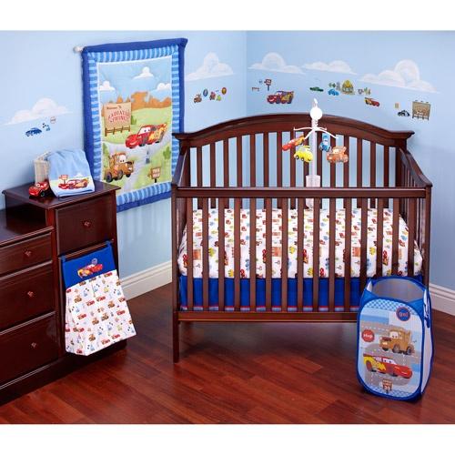 Cotton Tale Heaven Sent Girl  Piece Crib Bedding Set