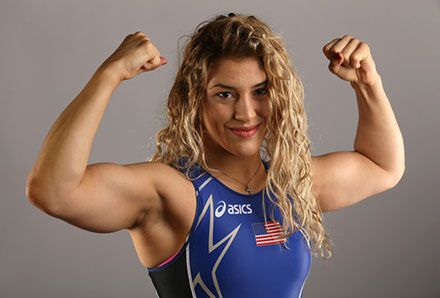 Helen Maroulis the2tails.com