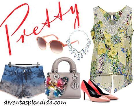 Idea outfit elegante da ragazza diventasplendida.com