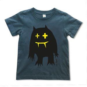 Image of Monster T-Shirt - Black on Grey