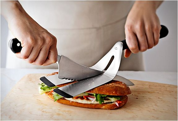 CHEF PANINI SPATULA http://www.blessthisstuff.com/stuff/living/kitchen/chef-panini-spatula/