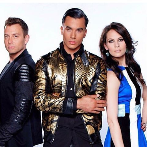 From Facebook Timor Steffens (August 21 2015) Make sure you tune in on Saturday the 5th of September! #Rtl4 (80.00 u. RTL4)  #dancedancedance also download the FREE - Dance Dance Dance rtl app! (Timor Steffens with Dan Karaty & Igone de Jongh.)