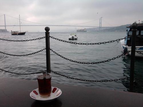İstanbul'da keyifli bir mola ♥ #yuruistanbul