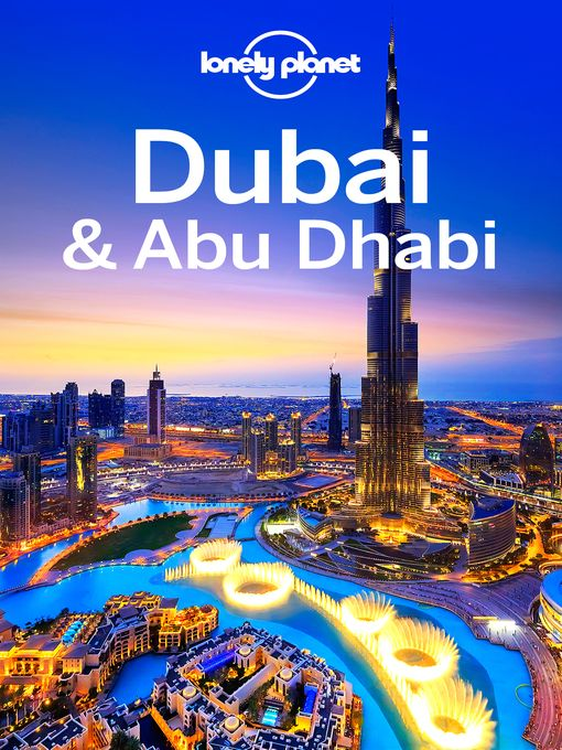 publisherLonely Planet Dubai & Abu Dhabi is your passport to the most relevant, up-to-date advice on what to see and skip, and what hidden discoveries await you. Learn about Dubai through lifelike dioramas, shop for dazzling jewellery at Deira's Gold Souq, or join a walking tour of the Bastakia Quarter; all with your trusted travel companion.