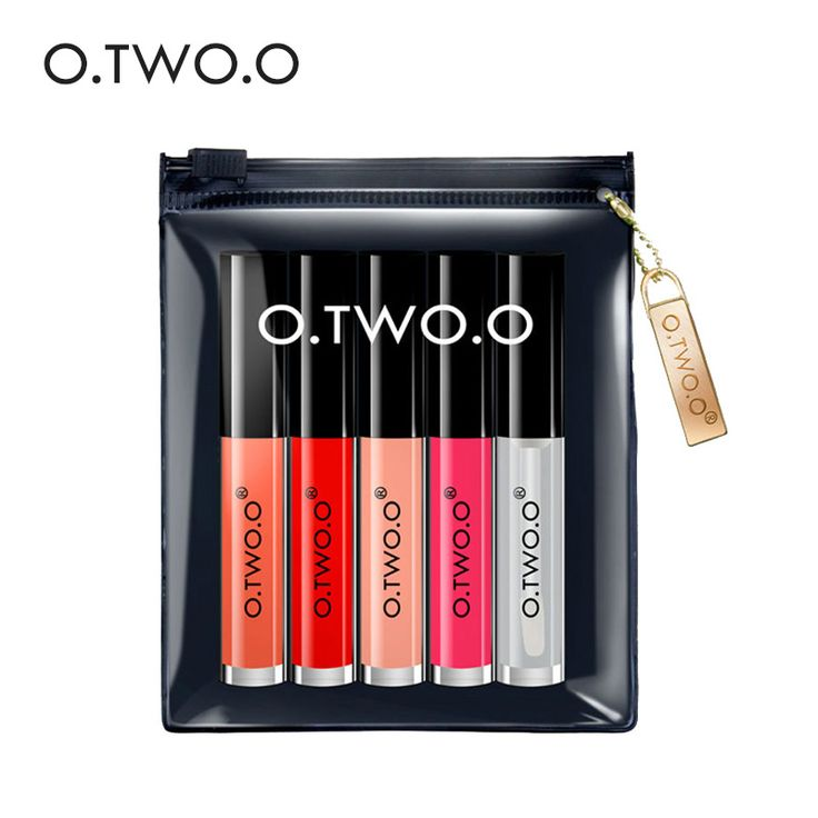 BUY now 4 XMAS n NY. O.TWO.O 5pcs/lot Makeup Set Matte Lipgloss Lip Oil Kit Long Lasting Waterproof Soft Texture Lip Stick * Details on this piece can be viewed on  AliExpress.com. Just click the image #christmasgiftideas