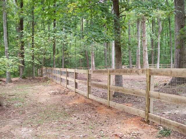 25 Best Ideas About Farm Fencing On Pinterest Farm