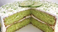 Цитрусовый торт быстро и просто