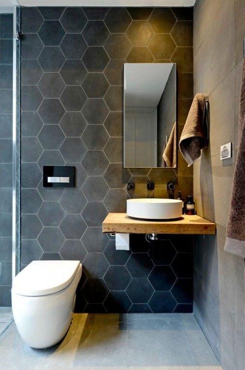 Idee per decorare le pareti del bagno (Foto) | Design Mag