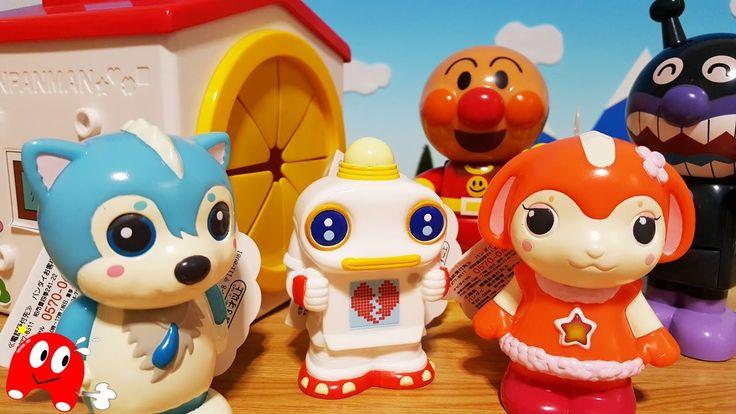 ガラピコぷ~ ムームーガラピコチョロミー アニメ&おもちゃ アンパンマン てさぐりBOXから何が出てくるかな?おかあさんといっしょ