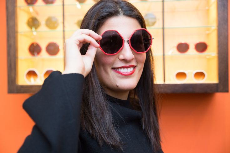 Rosie Assoulin Unveils New Eyewear Collaboration with Morgenthal Frederics