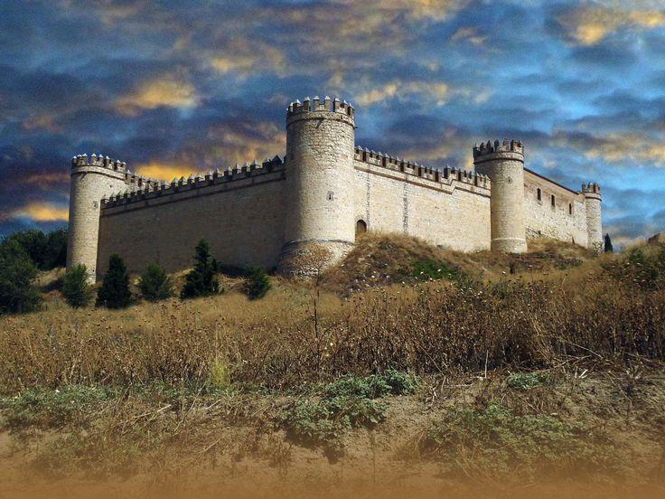 Castillo de Maqueda (Toledo) España
