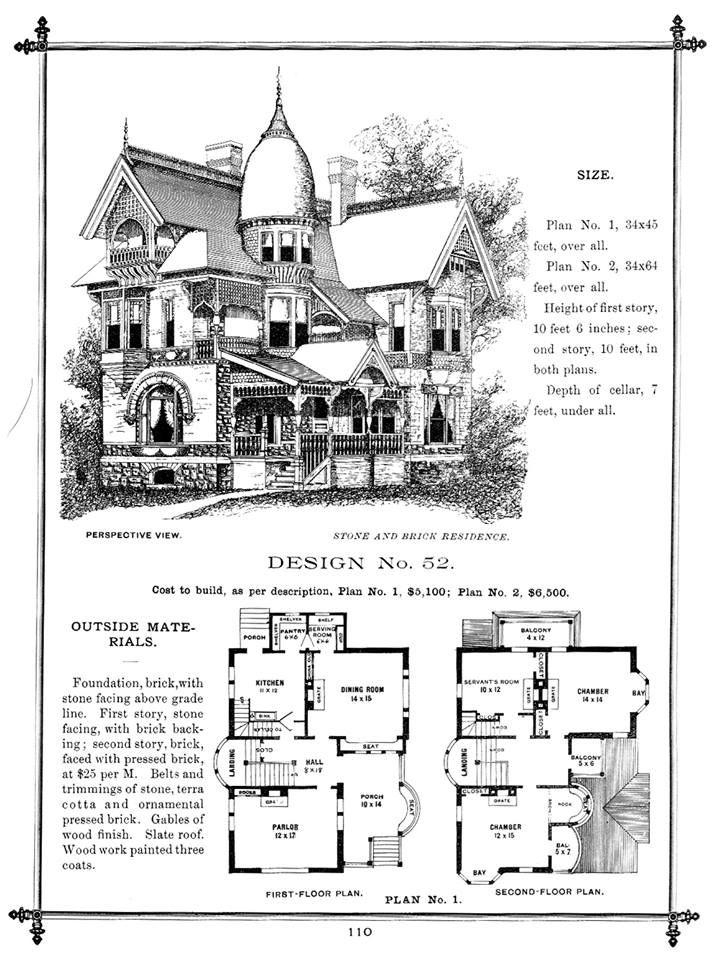 193 best George Franklin Barber, Architect images on