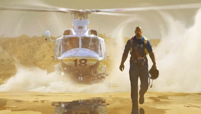 That was Intense! Click image to watch the trailer for Dwayne The Rock Johnson's upcoming 2015 movie, San Andreas.