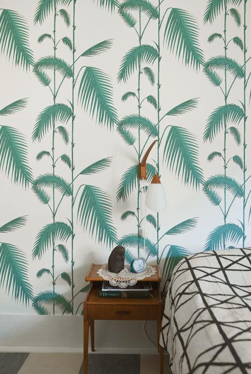 Bedroom · wallpaper by Cole and Son