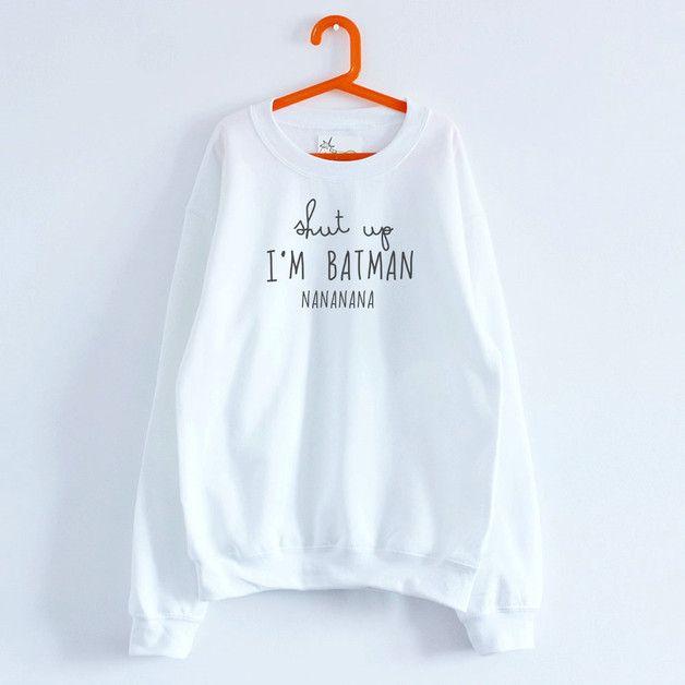 ∵ bluza i'm batman ∵ - FESSWYBITNIE - Bluzy